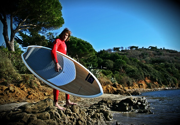 stand up paddle board toscana