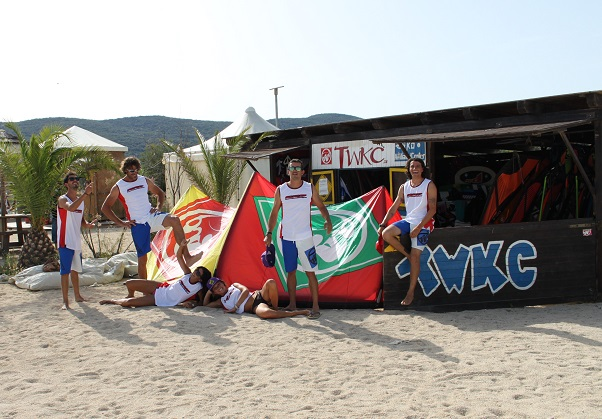 talamone windsurf kitesurf center